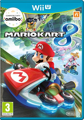 Mario Kart 8 WiiU UK multi
