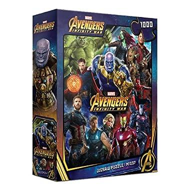 1000Piece Jigsaw Puzzle MARVEL Avengers Infinity War IV
