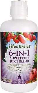 LIFETIME 6 Juice Blend, Liquid, Mixed Fruit (Btl-Plastic) | 32oz