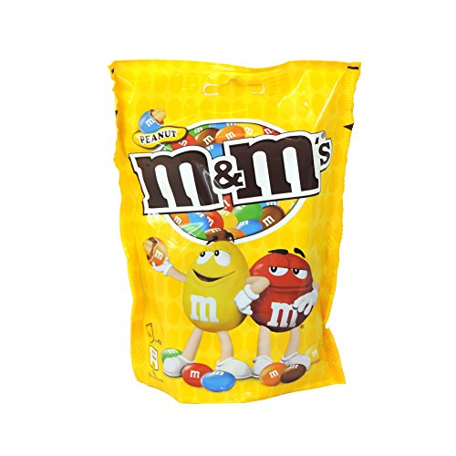 M&M's - Peanut - 165g
