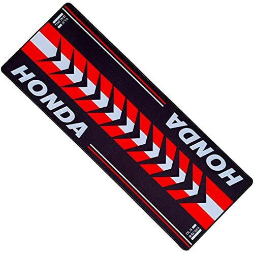 DLS Racing Tapis de garage pour moto (Honda)