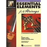 Hal Leonard Essential Elements 2000 for Strings Bass, Book 2 (CD Included)