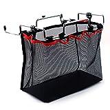 Cozyswan キャンプ用収納ケース スタンド 多用途 ゴミ袋 工具スタンド バーベキュー キャンピング 作業 雑貨収納 携帯便利 取り付け簡単 便利グッズ 戸外 ピクニック 人気