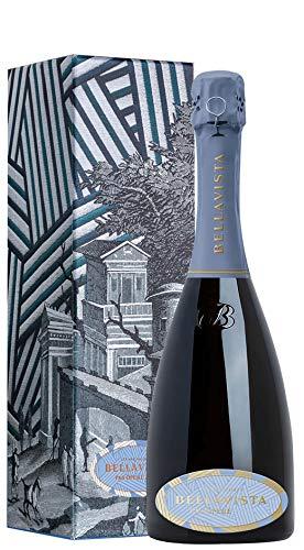 Franciacorta DOCG Pas Operé Gift Box 2014 Bellavista Bollicine Lombardia 12,5%