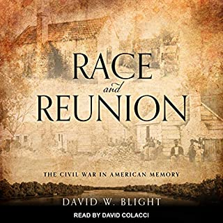 Race and Reunion audiobook cover art