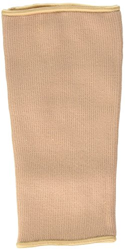 Curad-ORT23100LDH Pull-Over Knee Support, Large,Beige