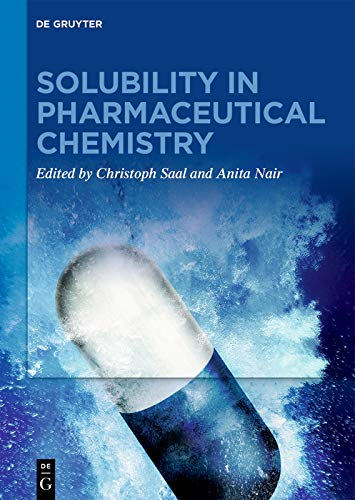 Solubility in Pharmaceutical Chemistry (English Edition)