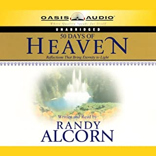 50 Days of Heaven audiobook cover art