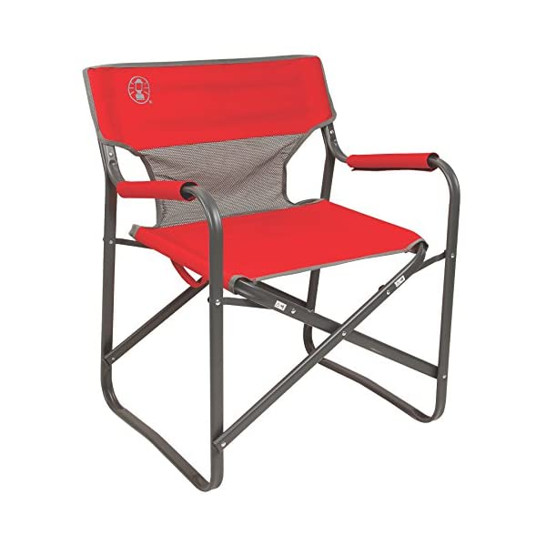 Coleman Outpost Breeze Folding Deck Chair – 2000019421