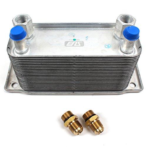 Fits 03-09 DODGE RAM 2500/3500 5.9L 359CI L6 DIESEL OHV TURBO BRAND NEW TORQUE CONVERTER TRANSMISSION OIL COOLER