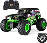 Monster Jam, Official Grave Digger Remote Control Truck 1:15 Scale,...