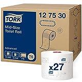 Tork 127530 Papier toilette rouleau / taille moyenne / Advanced / Compatible avec le...