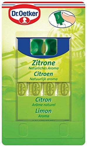 Dr. Oetker Zitronen-Aroma 4er