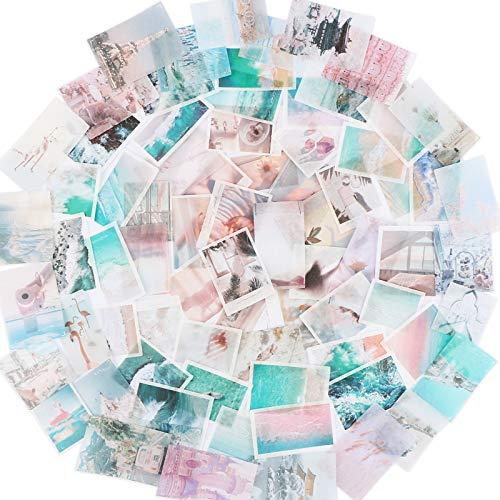 150 Pegatinas Stickers Scrapbooking Manualidades Bullet Journal Álbum Fotos Agenda Adhesivos DIY Decoración Álbumes de Recortes Calendarios Tarjetas Sobres Regalos