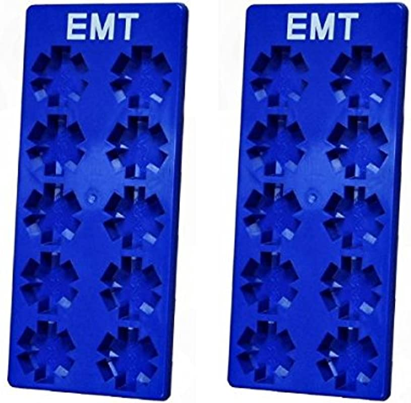 EMT Ice Cube Tray Set Of 2
