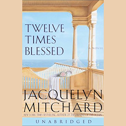 Twelve Times Blessed audiobook cover art