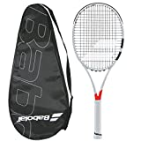 Babolat 2017-2018 Pure Strike 98 (16x19) - STRUNG with COVER - Tennis...