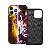 Naruto IP12-6.1 - Carcasa resistente a prueba de golpes para iPhone 12/12Pro