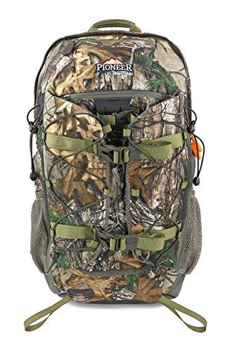 Vanguard Pioneer 2100RT Hunting Backpack, XL, Camouflage