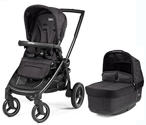 Learn More About Peg Perego Team stroller, Onyx