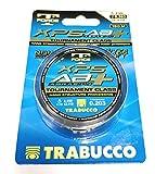 Trabucco Hilos de Pesca Abrasion Plus 0.203 150 m Nylon Spinning Surfcasting Carpfishing