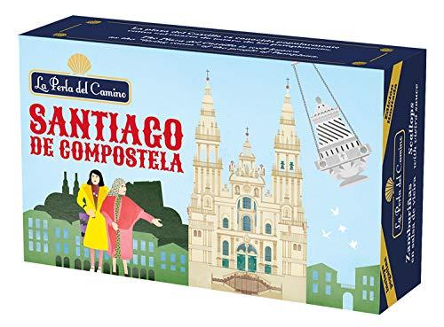 Souvenir La Perla del Camino - Ciudad Santiago de Compostela - Zamburiñas...