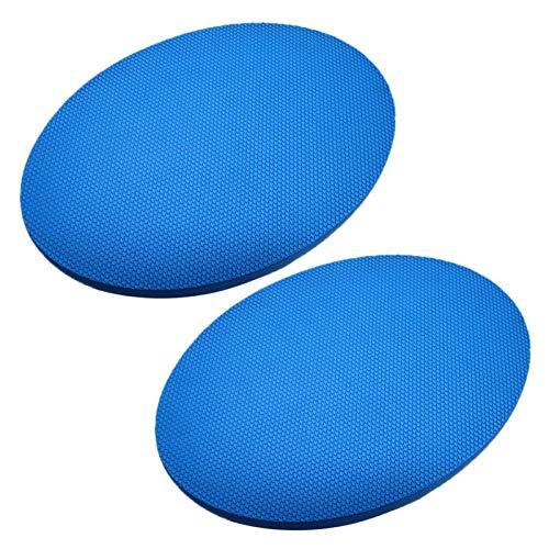 arthomer Balance Pad Cojines De Yoga Antideslizantes, Ladrillos De Equilibrio para Entrenamiento Central Y Rehabilitación Física, 30 X 20 X 6 Cm