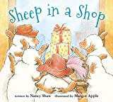 Sheep in a Shop (board book) (Sheep in a Jeep)