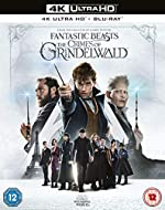 Fantastic Beasts: The Crimes of Grindelwald (4K Ultra HD Blu Ray+Digital Download) In Great Condition!