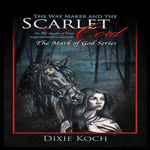 The Way Maker and the Scarlet Cord audiobook cover art