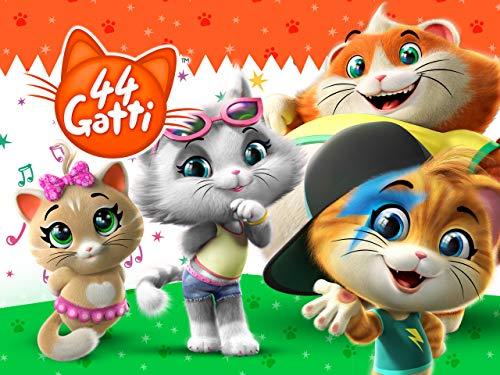 44 Gatti - prima stagione