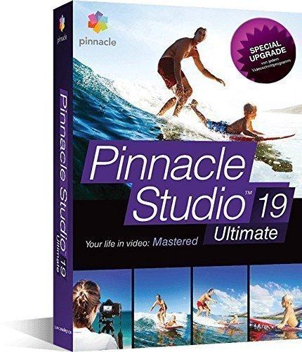 Pinnacle Studio 19 Ultimate Special Upgrade