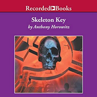 Skeleton Key     An Alex Rider Adventure              Written by:                                                                                                                                 Anthony Horowitz                               Narrated by:                                                                                                                                 Simon Prebble                      Length: 6 hrs and 57 mins     4 ratings     Overall 4.8