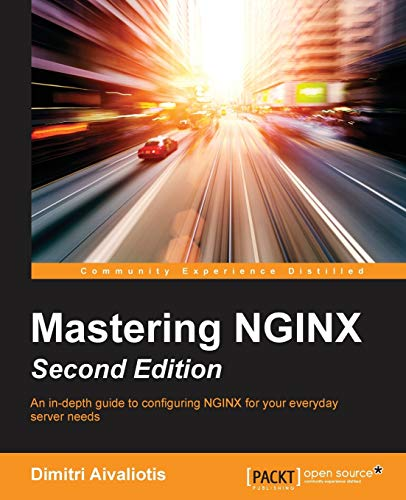 Mastering NGINX Second Edition