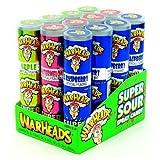 Warheads Super Sour Spray , 12 Count (SUGAR CANDY - NOVELTIES/KIDS)
