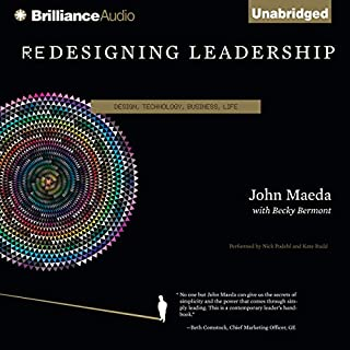 Redesigning Leadership cover art
