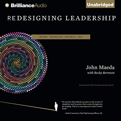Redesigning Leadership audiobook cover art