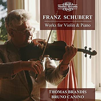 Schubert: Music for Violin & Piano