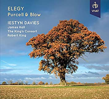 Elegy - Countertenor duets by Purcell and Blow