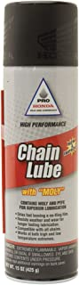 Pro Honda Chain Lube With Moly 15 oz.