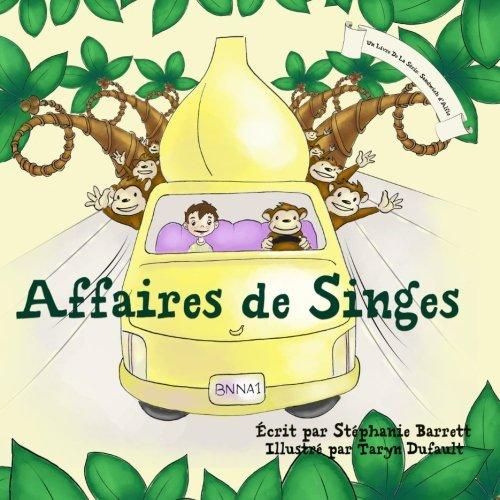 Affaires de Singes (Alfie\'s Sandwich Series)