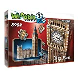 Wrebbit puzzle 3D Big Ben