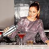 Zoom IMG-2 livehitop set cocktail shaker strumenti
