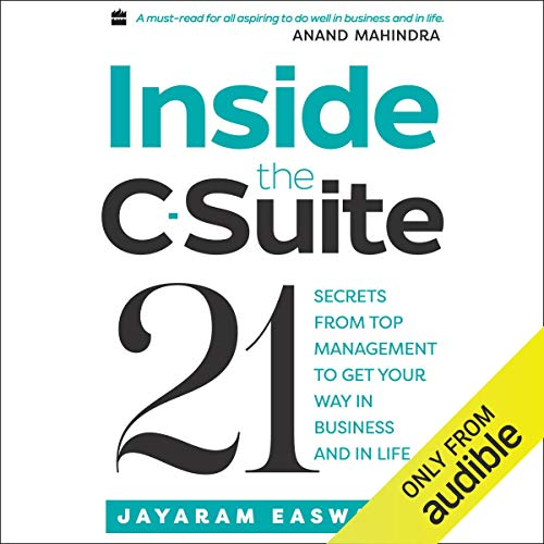 Inside the C-Suite cover art