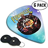 Funk Seven Adelic Music For Your Mother Guitar Pick, Guitarras eléctricas, Adecuado para guitarra
