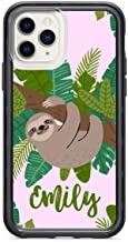 Stuff4 Phone Case for Apple iPhone X//10 Wild Animal Sloth Hanging//Forest Design Transparent Clear Ultra Soft Flexi Silicone Gel//TPU Bumper Cover