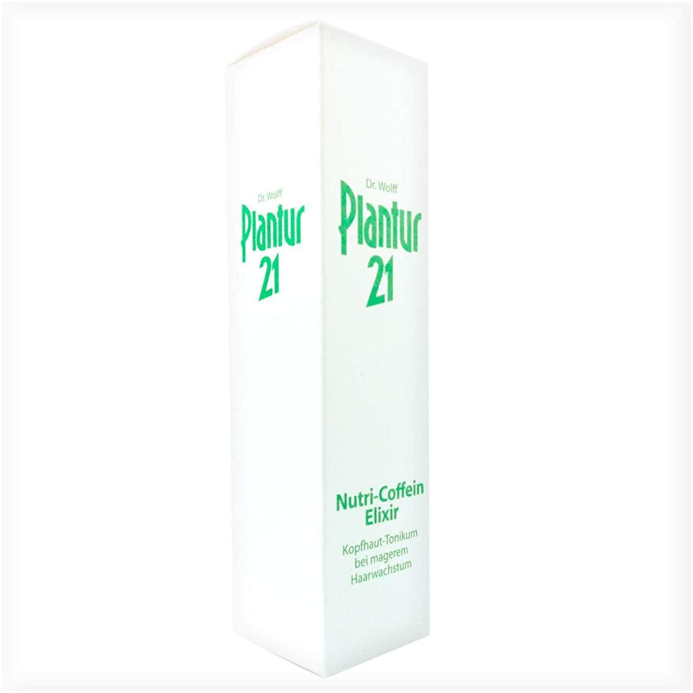 ぎこちないバイナリ呼吸するDr Wolff Plantur 21 Nutri-Caffeine Combo Pack (Plantur 21 Elixir 200ml)