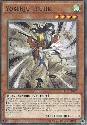Yu-Gi-Oh! - Yosenju Tsujik (SECE-EN027) - Secrets of Eternity: Super Edition - Unlimited Edition - Common by Yu-Gi-Oh!