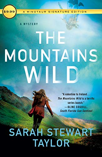 The Mountains Wild: A Mystery (Maggie D'arcy Book 1) (English Edition)