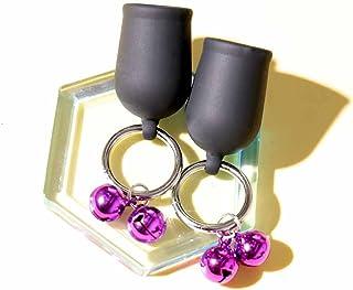 Tepel Spelen Toys - Tweak - Nipple Sucker Set - Squeeze om afzuiging te maken - maakt tepels groter en sensitiv (Size : B)